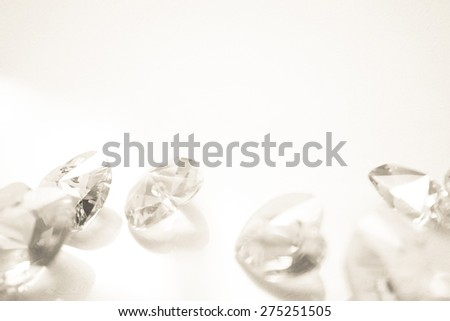 luxury background in soft color and blur style on mulberry paper texture - stock photo