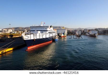 Luxury Cruises - stock photo