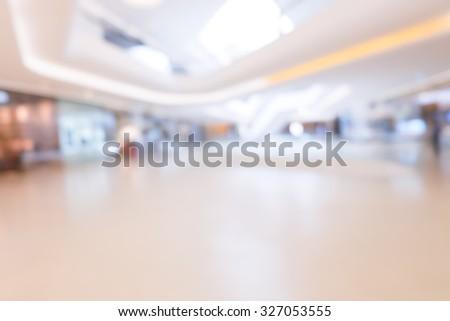 luxury department - stock photo