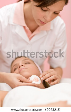 Sleeping girl stock photo 16895995 shutterstock for A trial beauty treatment salon