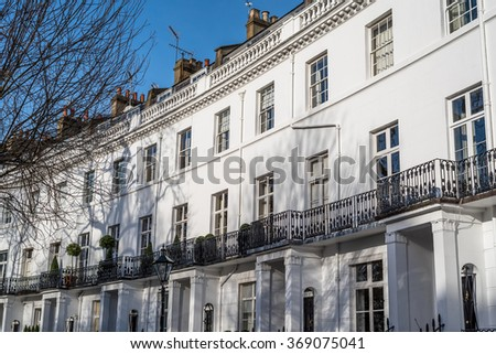 Luxury Georgian Apartments in South Kensington, London.