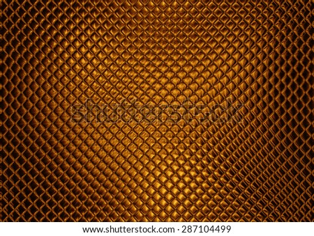 Luxury golden mosaic, shiny gold background - stock photo