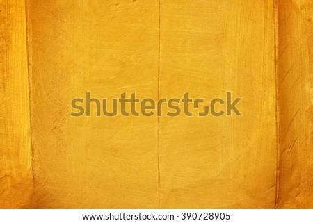 Luxury golden texture - stock photo