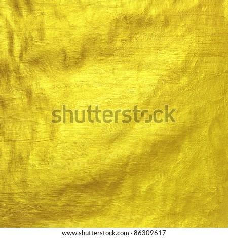 Luxury golden texture. - stock photo