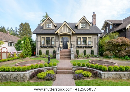 Luxury House Exterior luxury house exterior stock images, royalty-free images & vectors