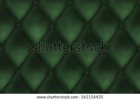 Luxury Leather Background Green