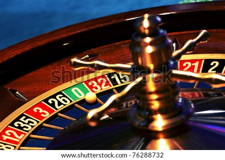 Luxury life with roulette