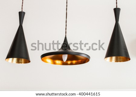 Luxury light lamp