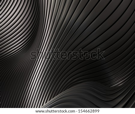 Luxury metallic wallpaper. Abstract brushed metal conceptual background - stock photo