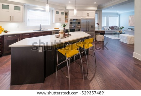 Modern Kitchen Design Stock Images Royalty Free Images Vectors