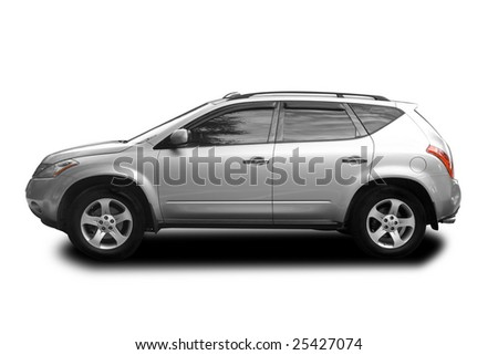 Luxury Sports Utility Vehicle - stock photo