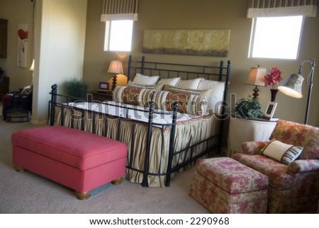 Luxury Suite - stock photo