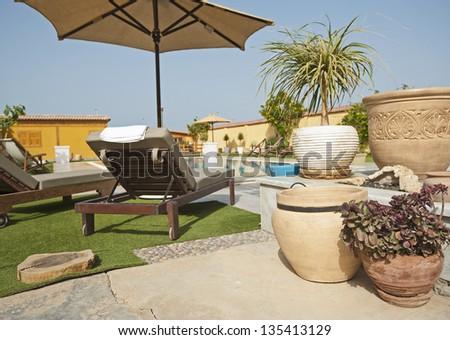 Pictorial streets santorini stock photo 56799538 for Tropical hotel ostuni