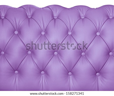 Luxury violet leather. - stock photo