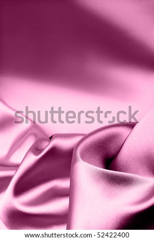 luxury violet silk background with place for text - stock photo
