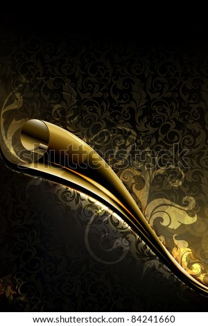 Luxury Wallpaper Backdrop, bitmap copy