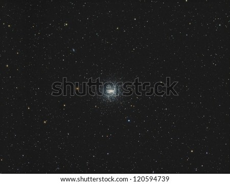 M13  Hercules Globular Cluster - stock photo