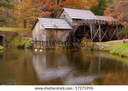Mabry Mill, Meadows of Dan, Blueridge Parkway