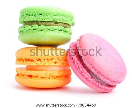 Macaron - stock photo