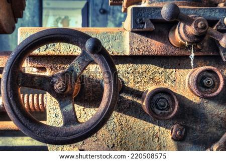 Machine - stock photo