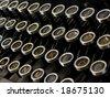 Machine for writing - stock photo