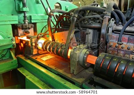 machine tool - stock photo