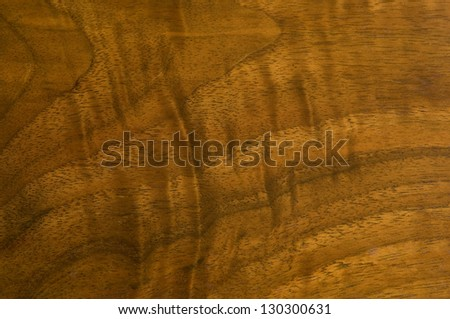 Macro image of a vintage ornate wood background from an antique table