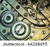 macro mechanism - stock photo