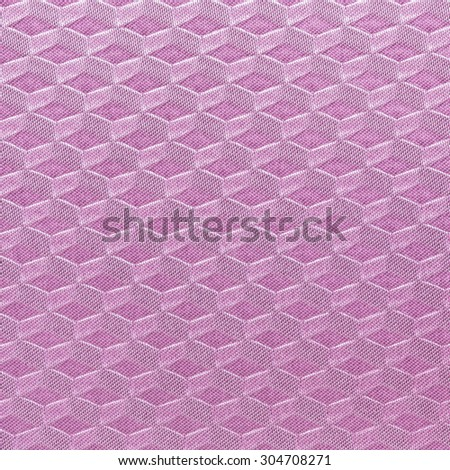 Macro pink color fabric texture can use for background or cover