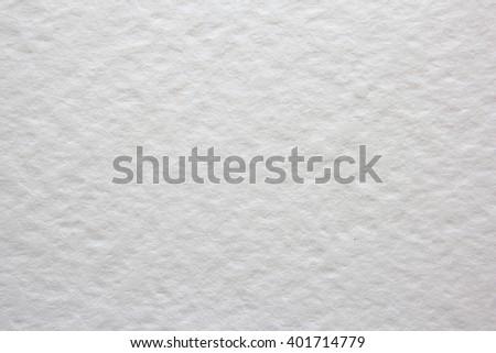 Macro Textured Watercolour Paper  - stock photo
