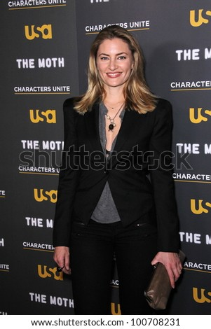 "Madchen Amick at USA Network and Moth present ""A More Perfect Union: Sories of Prejudice and Power,""  Pacific Design Center, Los Angeles, CA 02-15-12"