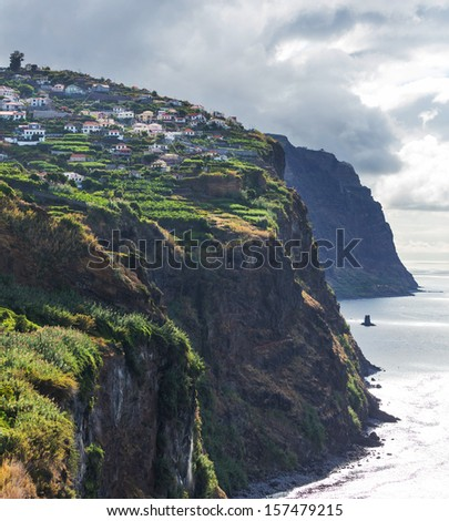 Madeira - stock photo