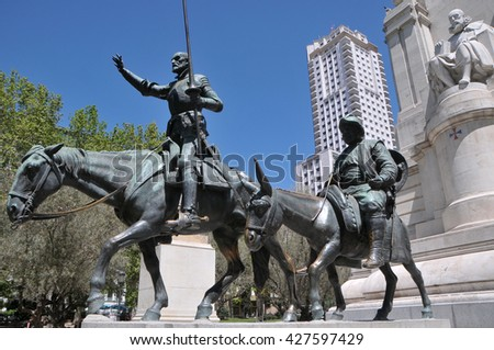 Don Quixote Stock Images, Royalty-Free Images & Vectors   Shutterstock