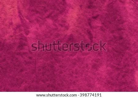 Magenta Paper Texture. Background - stock photo