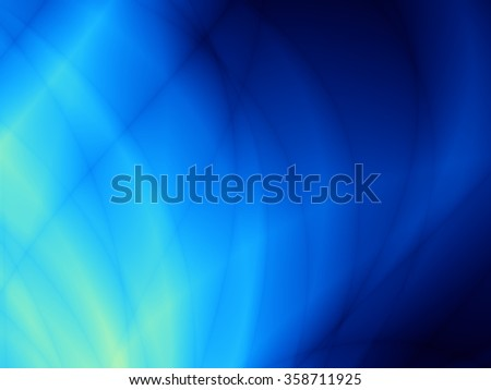 Magic backdrop graphic abstract blue design - stock photo