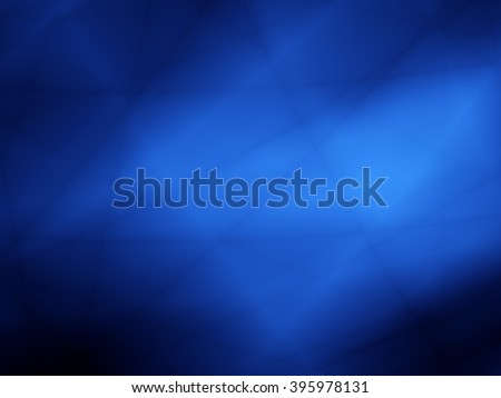 Magic background abstract blue wallpaper pattern design - stock photo