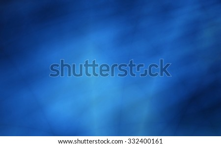 Magic blue wallpaper wide abstract template design - stock photo