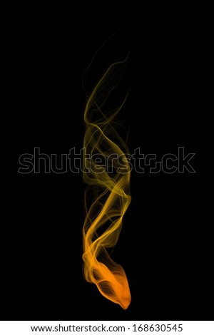 magic lines,basic flame form