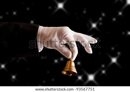 Magical Service - stock photo