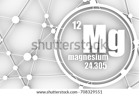 Magnesium chemical element sign atomic number stock illustration magnesium chemical element sign with atomic number and atomic weight chemical element of periodic urtaz