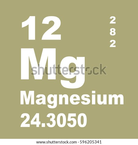 Magnesium periodic table elements stock illustration 596205341 magnesium periodic table of elements urtaz Image collections