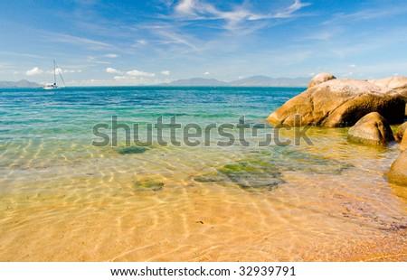 Magnetic Island - stock photo
