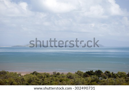 Magnetic Island, Townsville, Great Barrier Reef, Australia -1  - stock photo