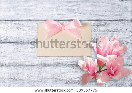 brown paper bag background flwers presents wrapped brown paper pink roses stock photo 459350908