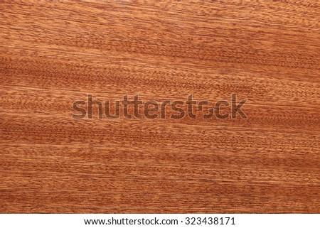Mahogany, Solid Mahogany wood, Wood Pattern, Natural - stock photo