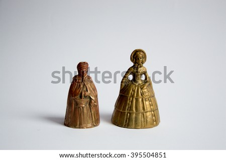 Maid's bell - stock photo