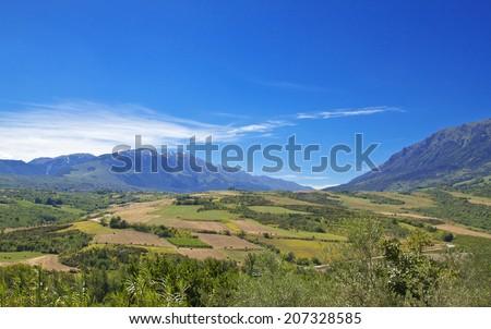 Maiella National park, Abruzzo region, Italy - stock photo