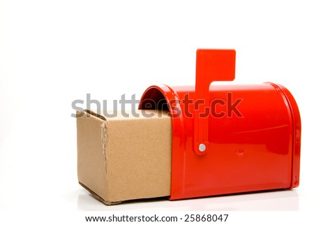 Mail - stock photo