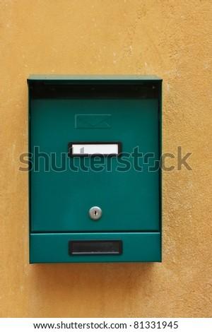 mail box - stock photo