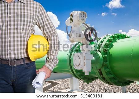 pipeline technician